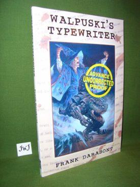 Book cover ofWalpuskis Typewriter