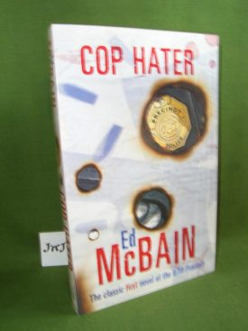 Book cover ofCop Hater