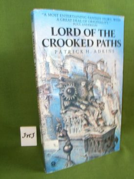 Book cover ofLord of the Crooked Paths
