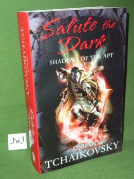 Book cover ofSalute the Dark