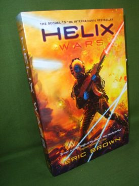 Book cover ofHelix Wars