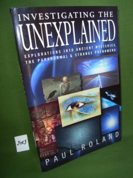 Book cover ofInvestigating the unexplained