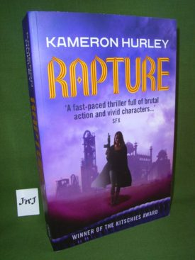 Book cover ofRapture