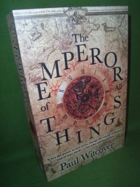 Book cover ofThe Emperor of All Things PB