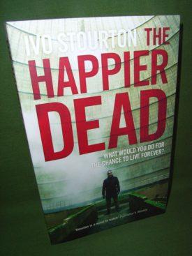 Book cover ofThe Happier Dead