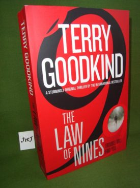 Book cover ofThe Law of Nines