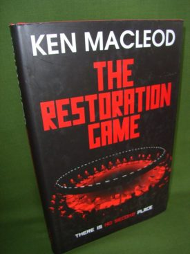 Book cover ofThe Restoration Game
