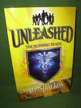 Book cover ofUnleashed The Burning Beach