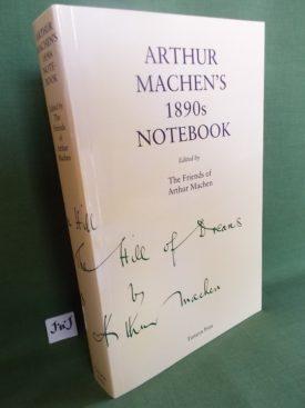 Book cover ofArthur Machen Notebook