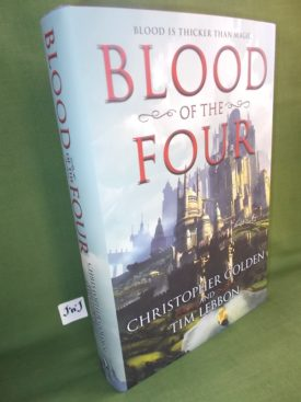Book cover ofBlood of the Four