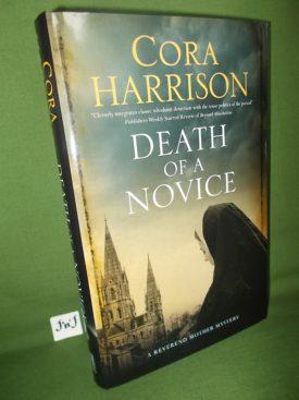 Book cover ofDeath of a Novice