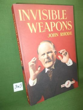 Book cover ofInvisible Weapons