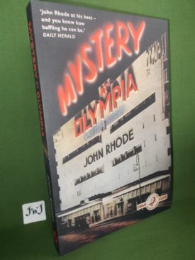 Book cover ofMystery At Olympia