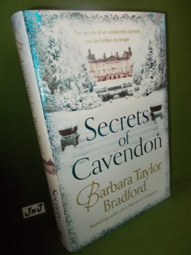 Book cover ofSecrets of Cavendon Hall
