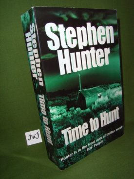 Book cover ofTime to Hunt