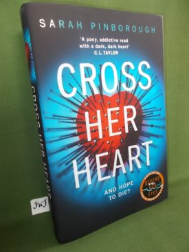 Book cover ofCross Her Heart