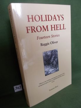 Book cover ofHolidays from Hell TPB