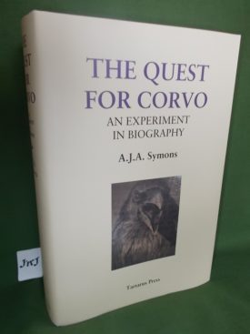 Book cover ofThe Quest for Corvo