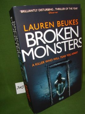 Book cover ofBroken Monsters