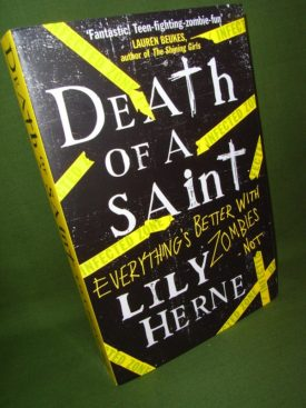 Book cover ofDeath of a Saint