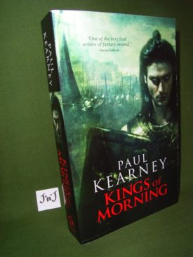 Book cover ofKings of Morning