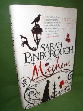 Book cover ofMayhem
