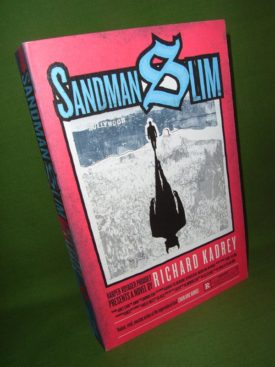Book cover ofSandman Slim