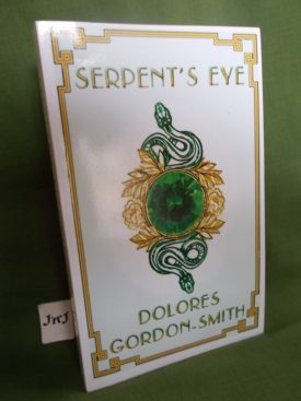 Book cover ofSerpents Eye