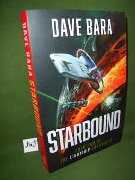 Book cover ofStarbound