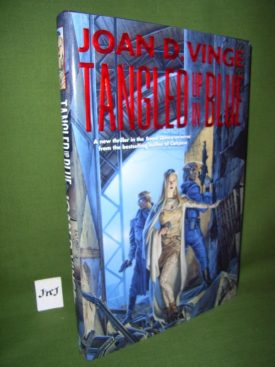 Book cover ofTangled UP In Blue