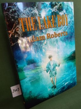 Book cover ofThe Lake Boy SNL