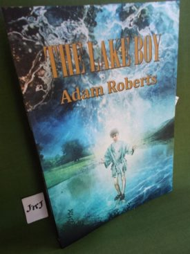 Book cover ofThe Lake Boy TPB