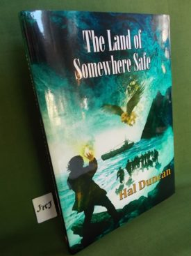 Book cover ofThe Land of Somewhere Safe SNL