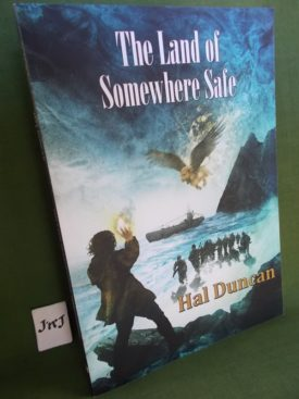 Book cover ofThe Land of Somewhere Safe TPB