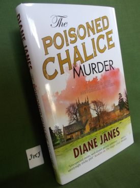Book cover ofThe Poisoned Chalice Murder