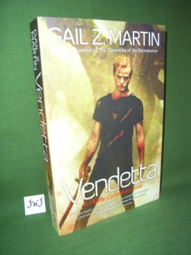 Book cover ofVendetta