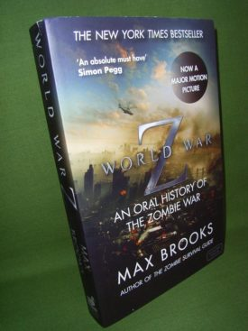 Book cover ofWorld War Z