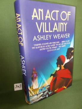 Book cover ofAn Act of Villainy
