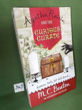 Book cover ofCurious Curate
