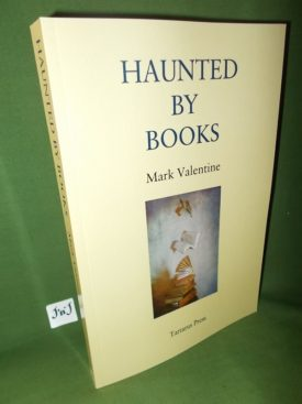 Book cover ofHaunted by Books