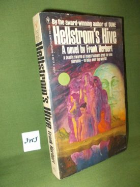 Book cover ofHellstroms Hive