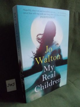 Book cover ofMy Real Children
