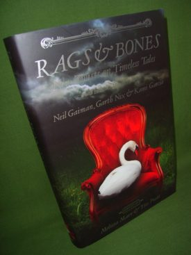 Book cover ofRags & Bones