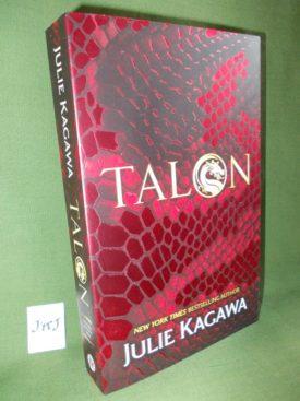 Book cover ofTalon