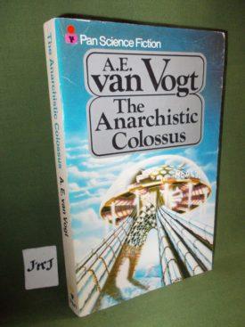 Book cover ofThe Anarchistic Colossus