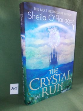 Book cover ofThe Crystal Run
