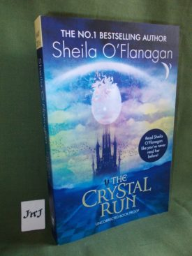 Book cover ofThe Crystal Run Proof