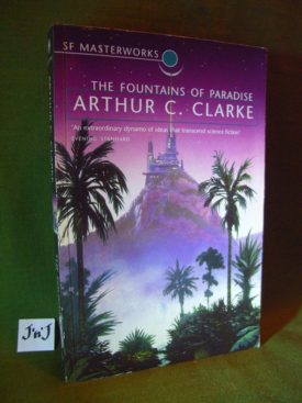 Book cover ofThe Fountains of Paradise