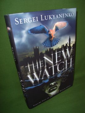 Book cover ofThe New Watch