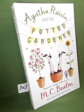 Book cover ofThe Potted Gardener